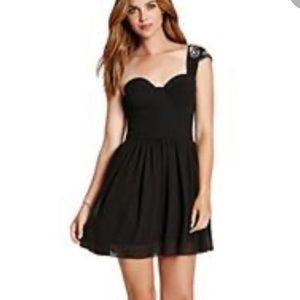 GUESS MARCIANO HOLIDAY NYE PARTY BODYCON DRESS XS